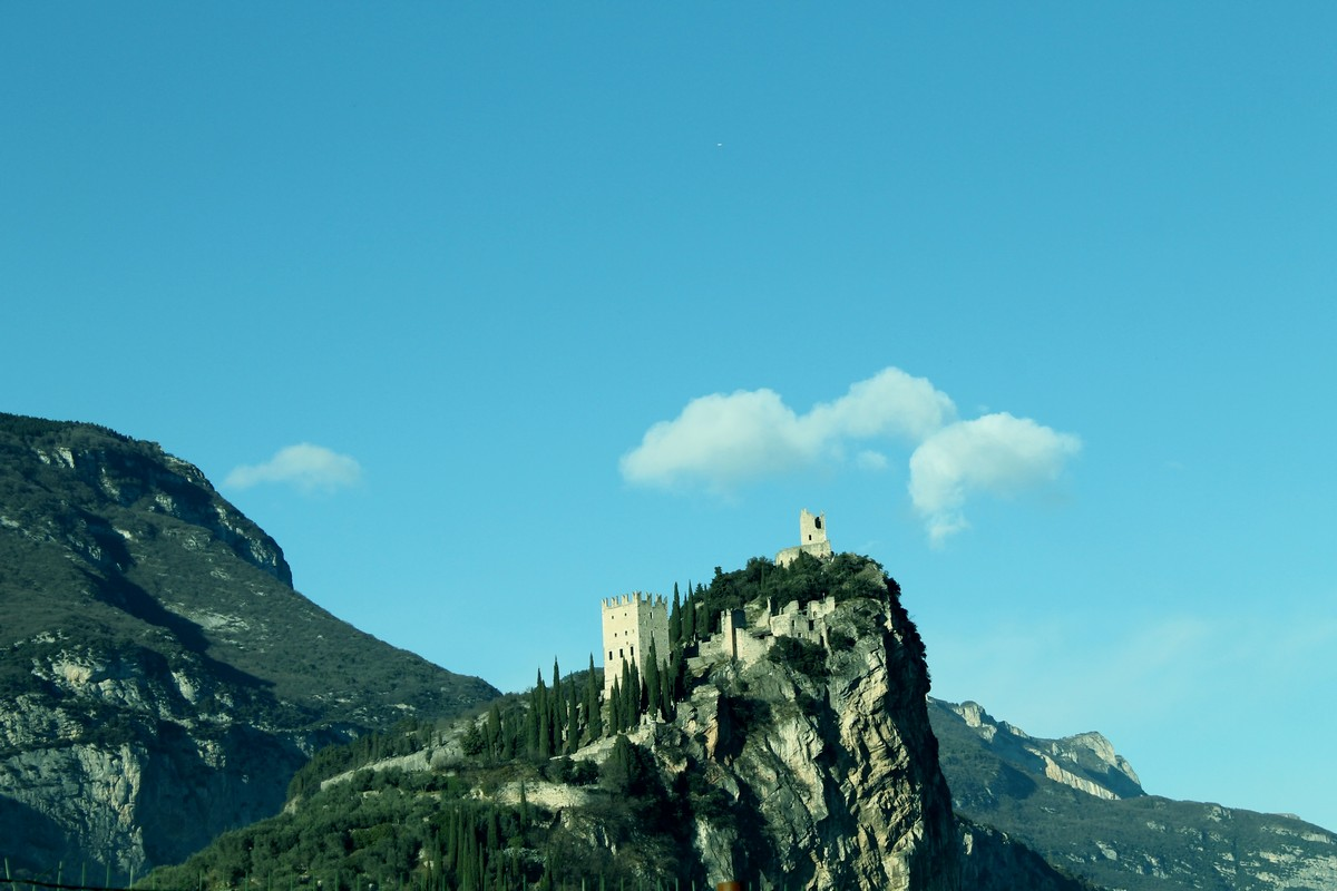 Il Castello di Arco, un po' casa mia