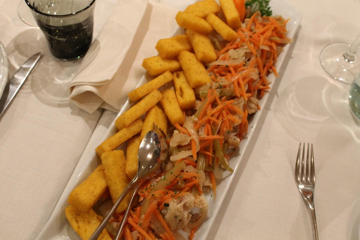 Il Garda Trentino in tavola, dall'antipasto al dolce