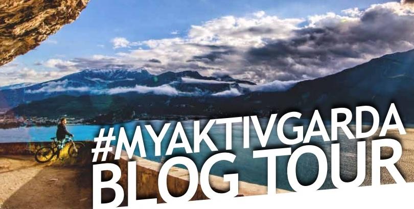 #myAktivGarda Blog Tour: il Garda trentino raccontato dai blogger