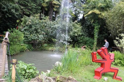 Heller Garden Gardone - Keith Haring
