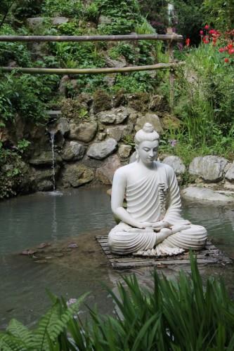 Heller Garden Gardone - Buddha
