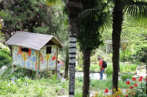 Heller Garden Gardone - Scorcio