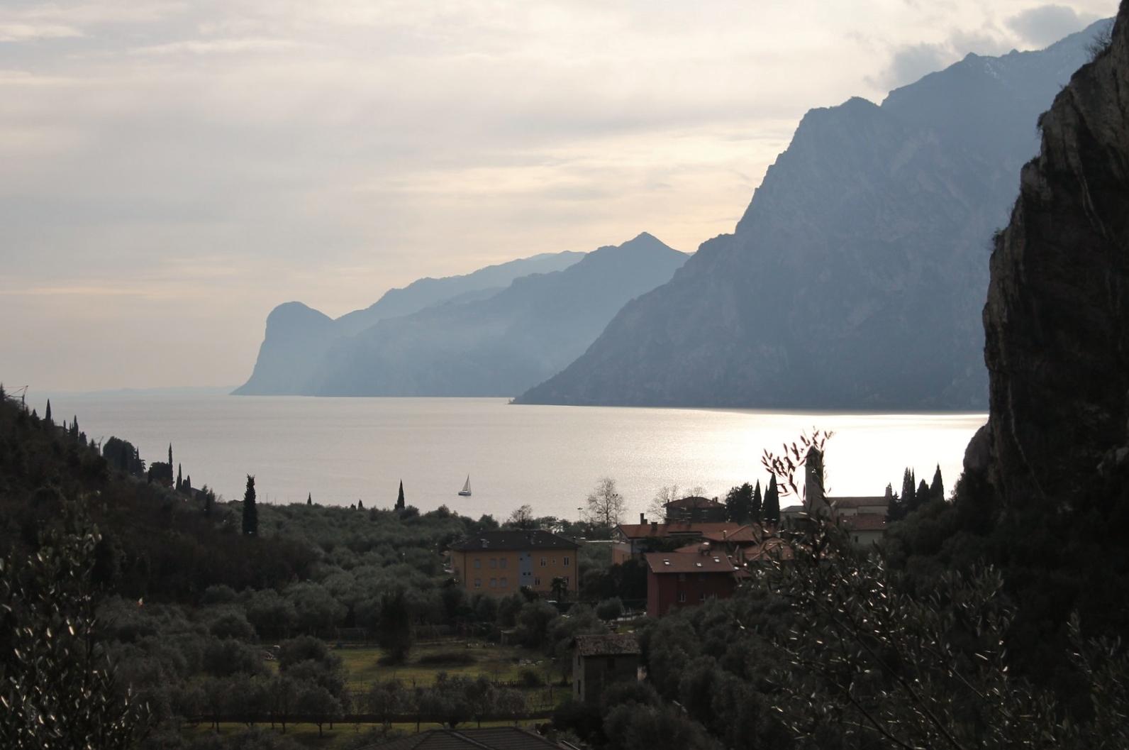 La Valle di Santa Lucia a Torbole