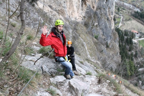 Via Ferrata Monte Colodri