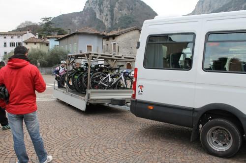 MyAktivGarda - Servizio Bike Shuttle