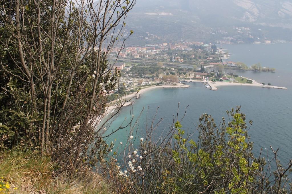 Panorama dal Monte Brione