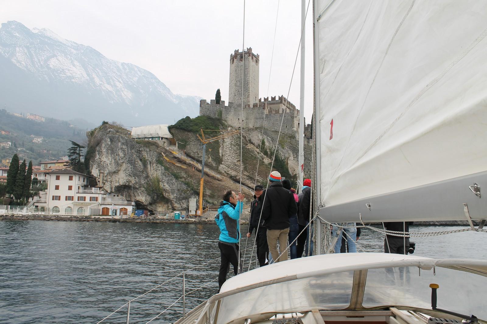 Di barca a vela e nuovi punti di vista…