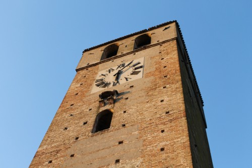 Castellaro Lagusello - La torre