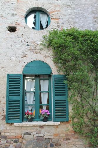 Villa Arrighi - Particolare