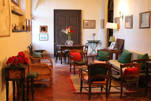 Villa Arrighi - Interni
