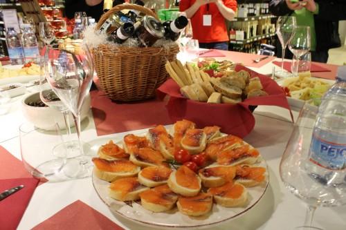 Buffet Agraria Riva
