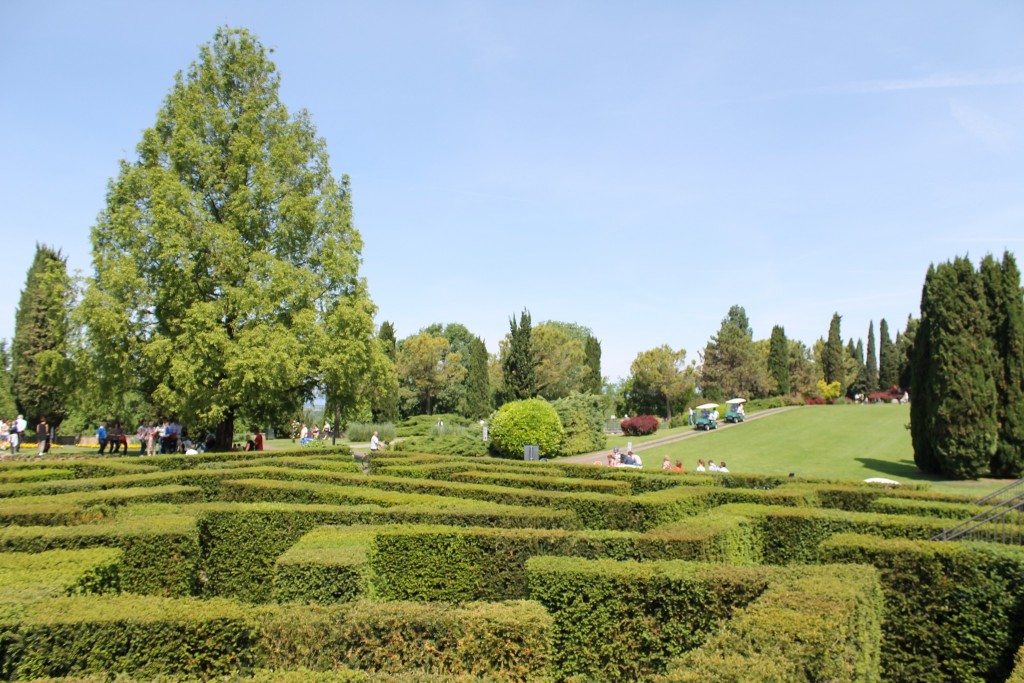 Parco Sigurtà - Labirinto