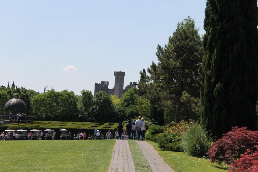 Parco Sigurtà e il Castello di Valeggio