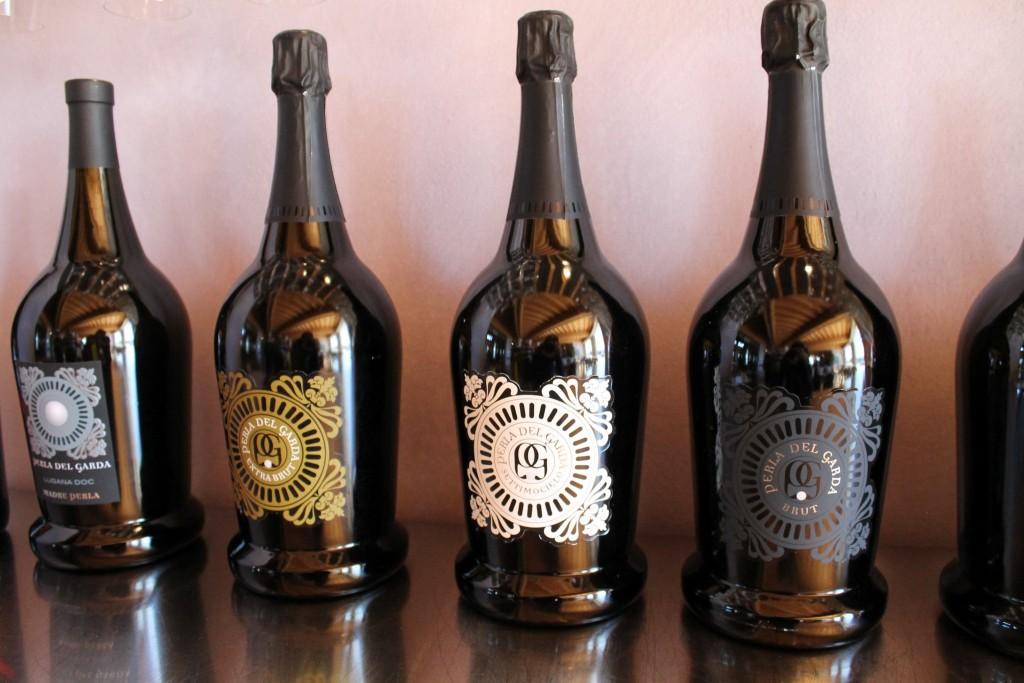 Bottiglie lugana