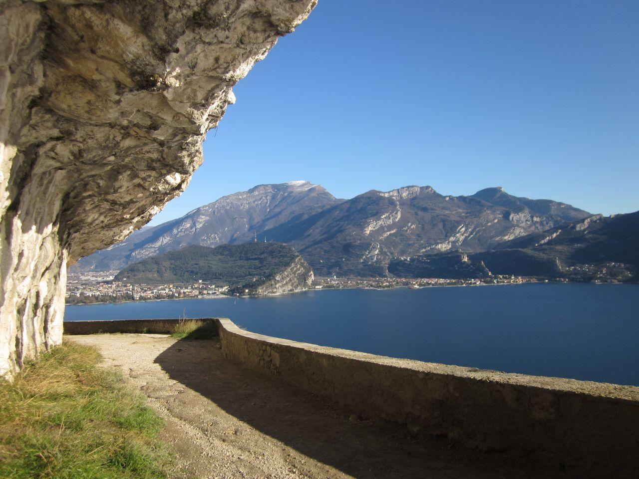 La Strada del Ponale, lo spettacolo più bello del Garda Trentino