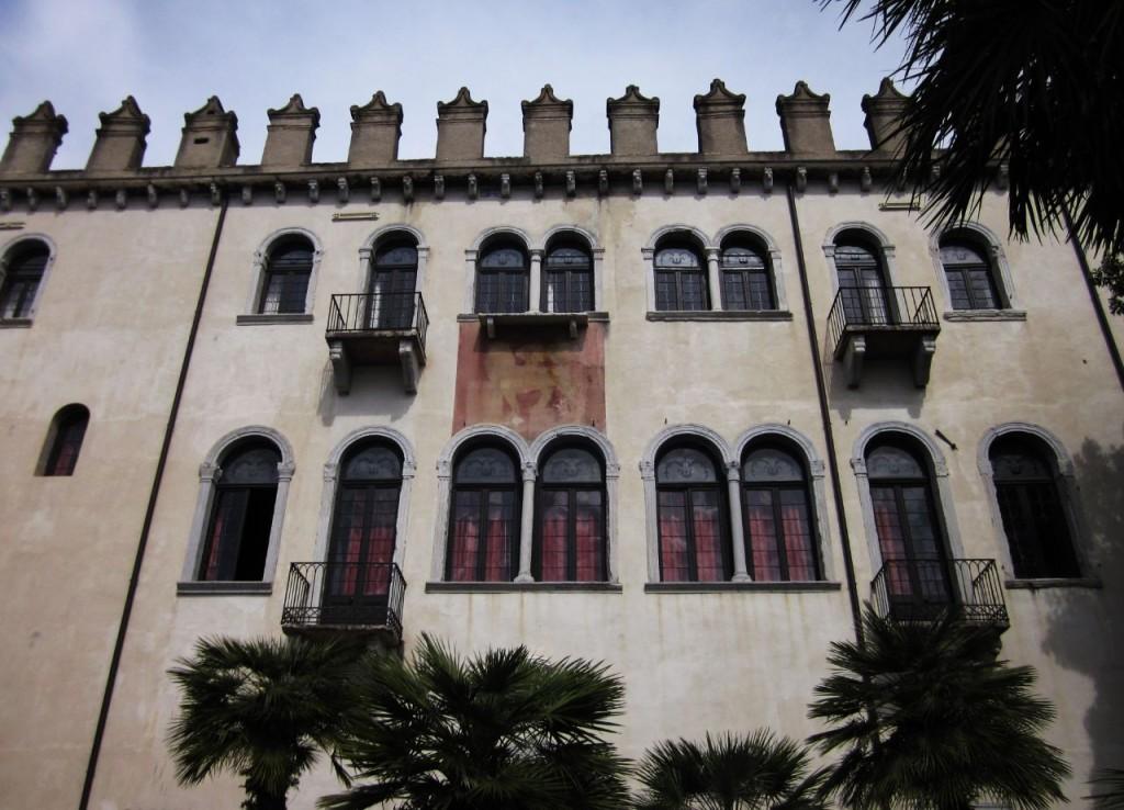 palazzo castello malcesine