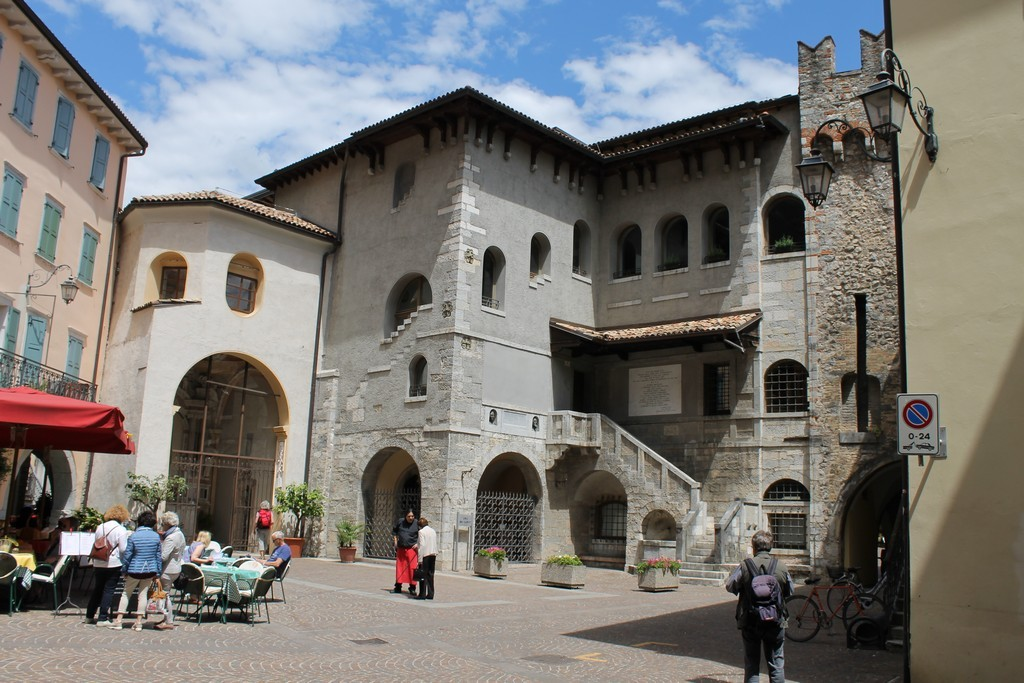 Piazza San Rocco Riva del Garda