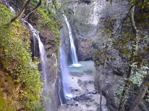 Il torrente Ponale