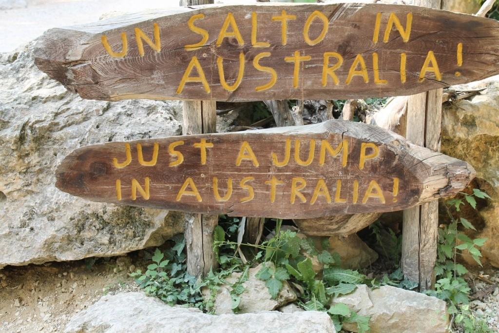 Parco Natura Viva Australia