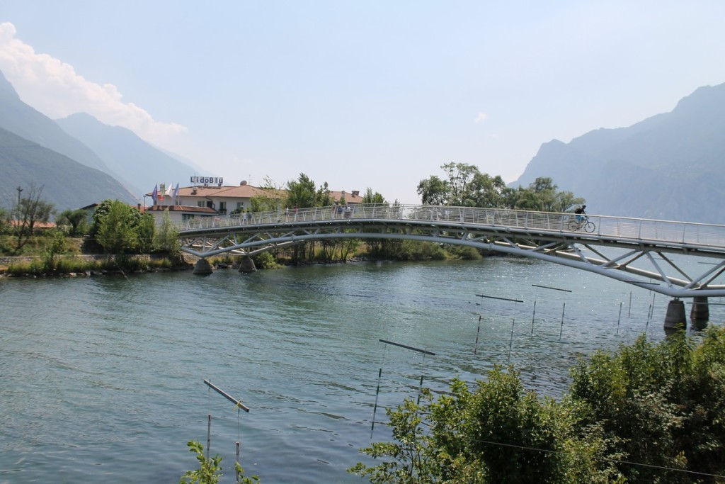 ponte sarca torbole
