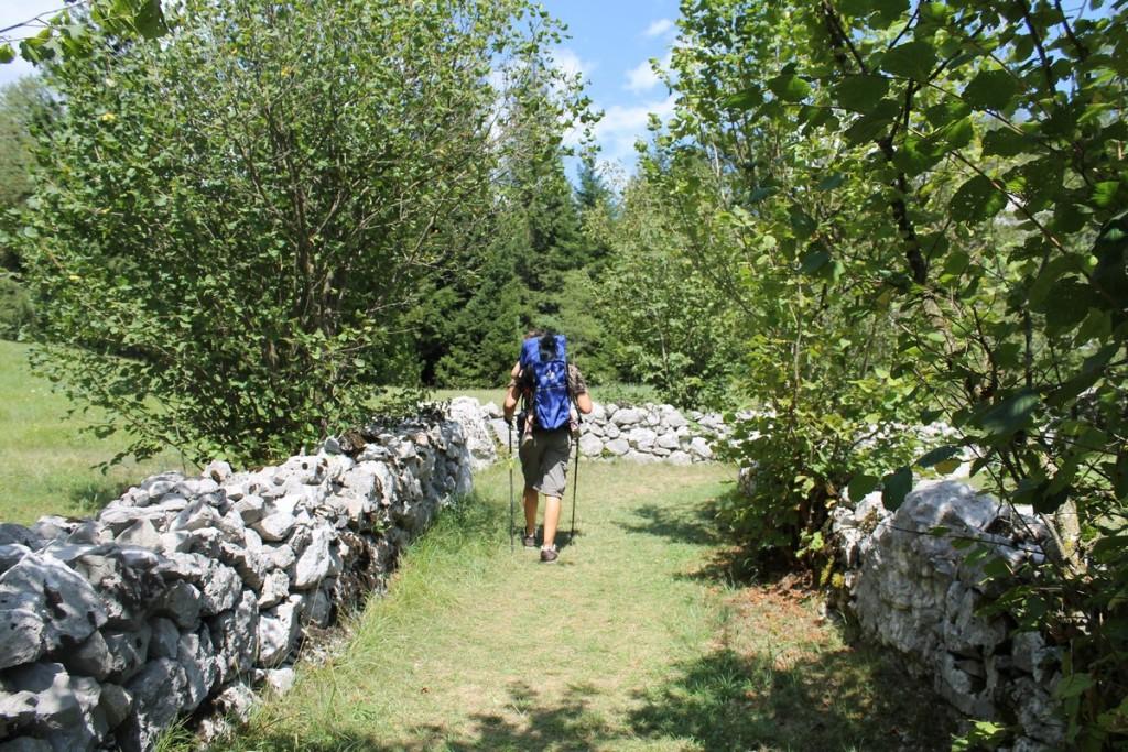 trekking Lago Nembia