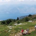 La funivia Malcesine-Monte Baldo a 360° sul lago
