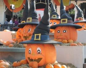 Gardaland Halloween zucche