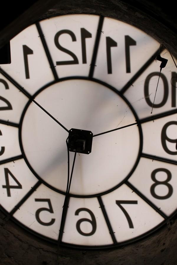 orologio torre apponale