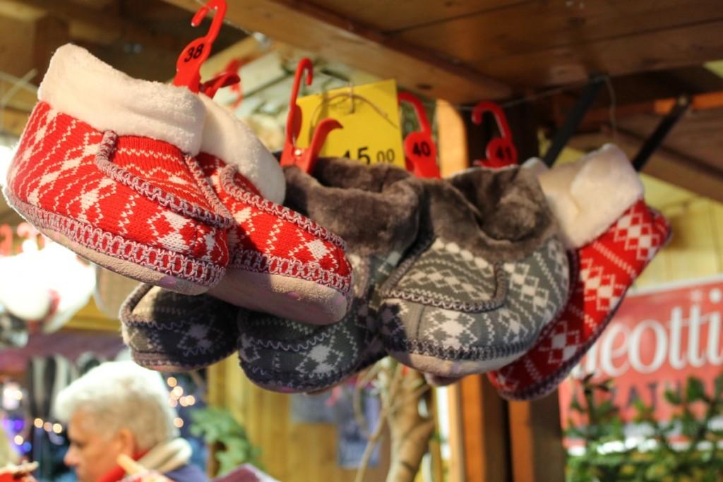 Mercatino Natale Arco bancarelle
