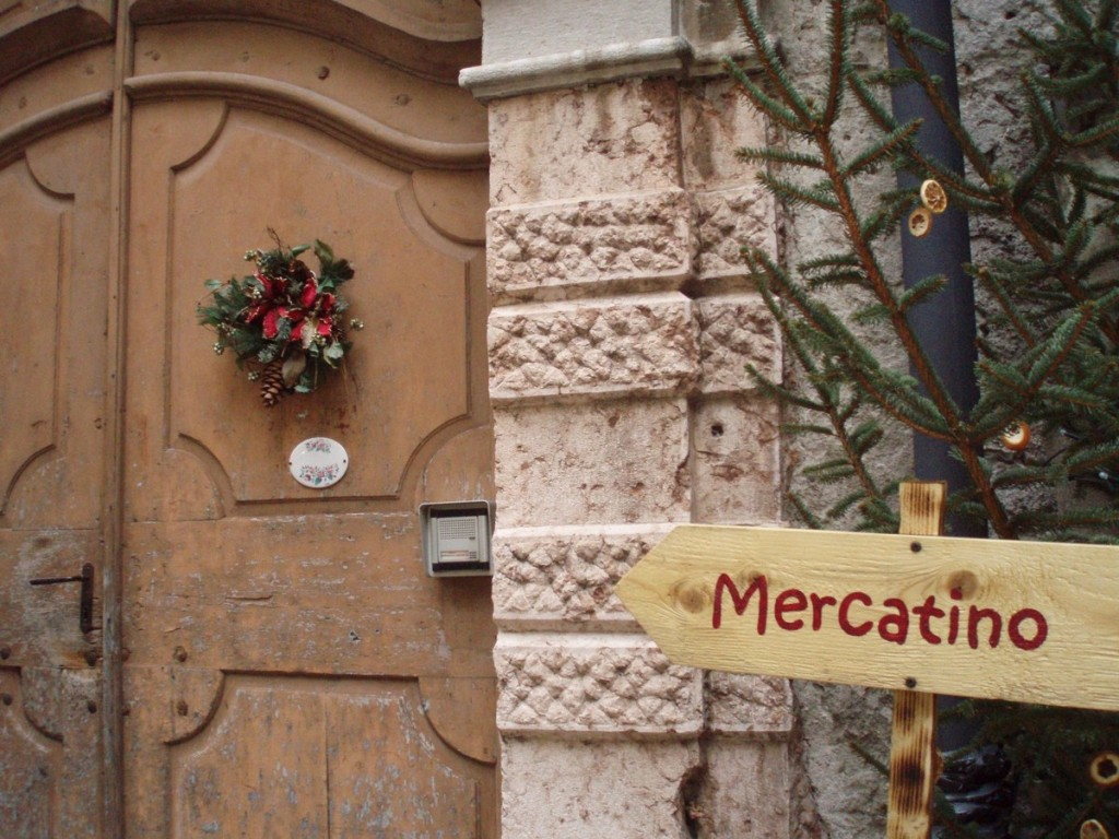 Mercatino Santa Massenza