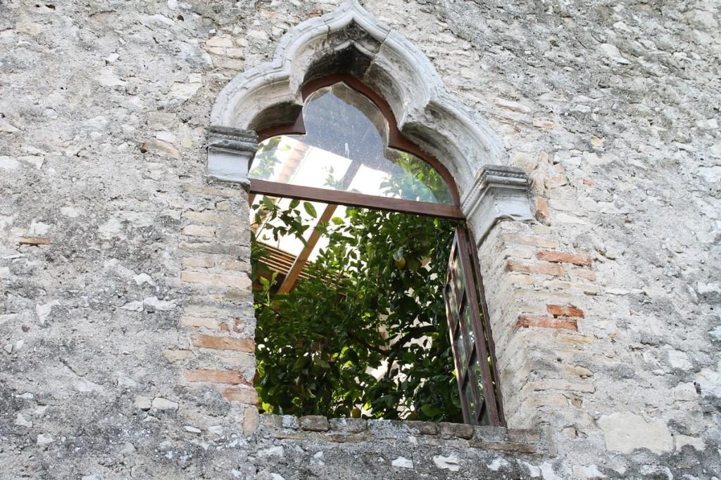 Punta San Vigilio finestra