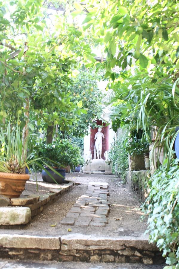 San Vigilio villa