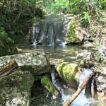 Le verdi Cascate di Molina
