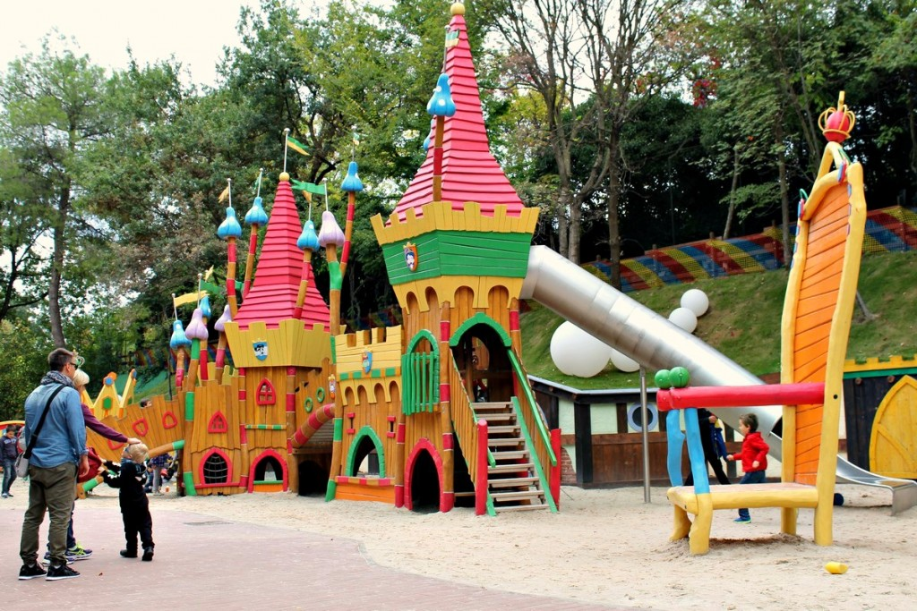 Gardaland prezzemolo magic village