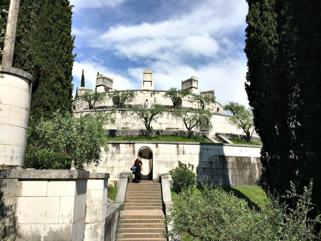 mausoleo vittoriale italiani