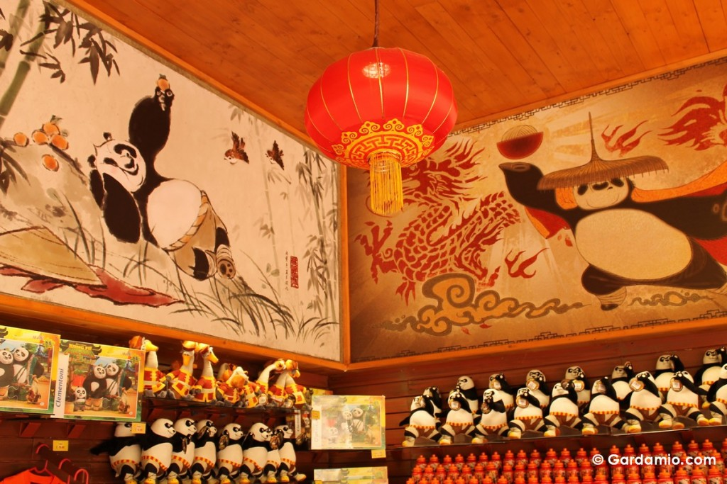 gardaland kung fu panda