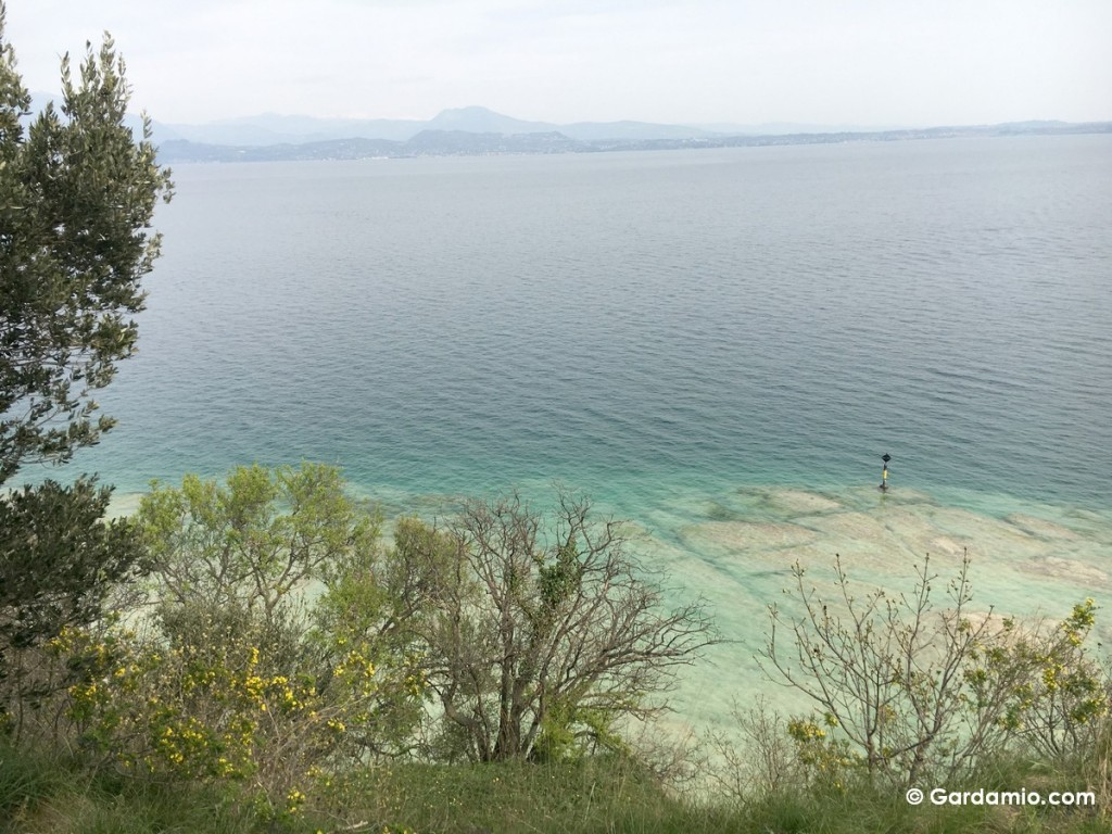 spiaggia sirmione