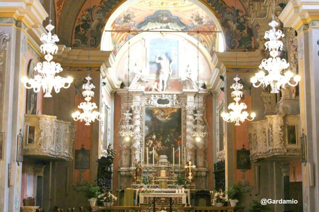 chiesa pieve tremosine