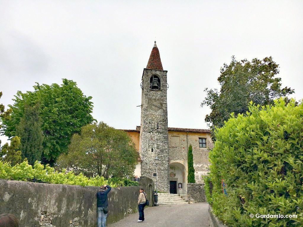 chiesa tremosine
