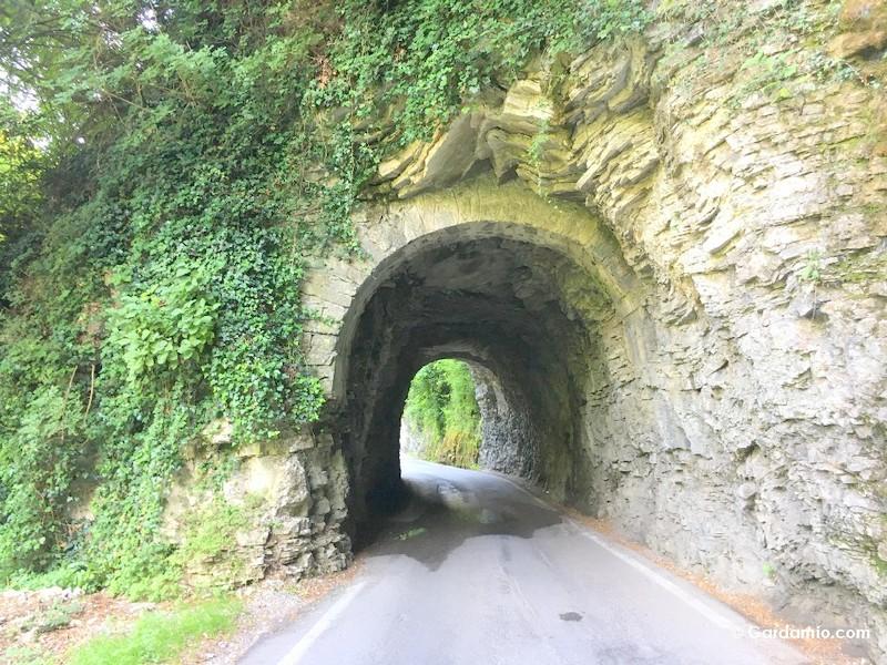 strada della forra gallerie