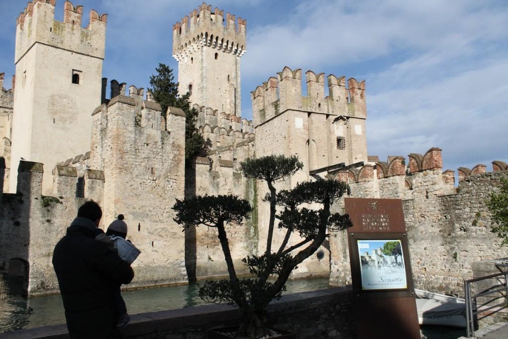 Sirmione - Il castello scaligero
